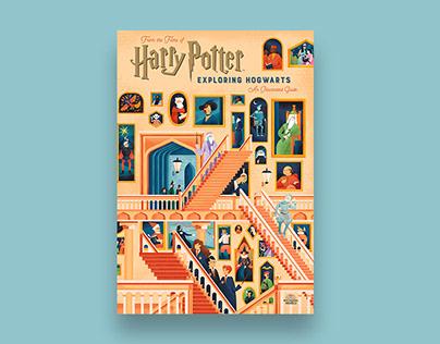 Muti - 'Exploring Hogwarts - An Illustrated Guide'
