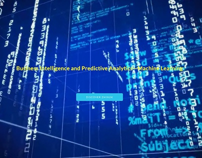 Web Design for a Big Data Startup