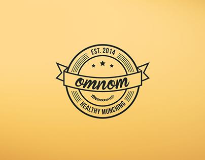 Omnom Brand identity & Social media Campaign