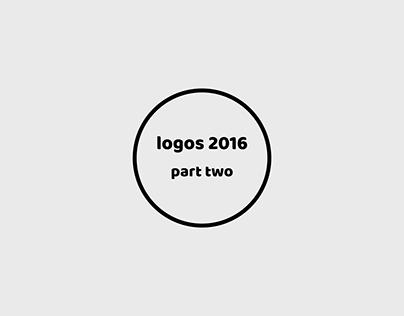 Logos 2016 Part Two