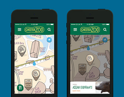Chester Zoo App