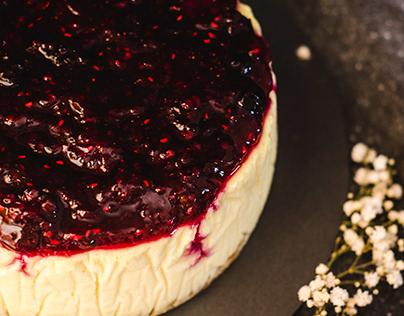 Cheesecake perfeita