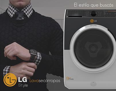 Lavasecarropas - LG Style