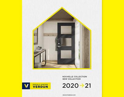 Portes et fenêtres Verdun - Catalogue