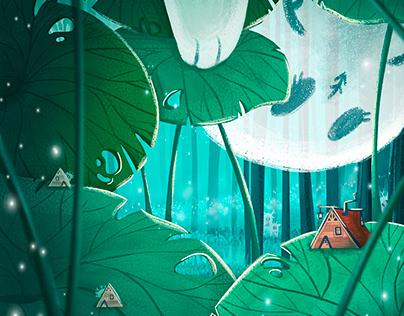 FOREST SOUL | Children's book