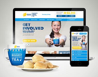 Cancer Council: Australia's Biggest Morning Tea