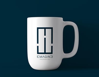 EMAGINE Properties - Brand Identity Design