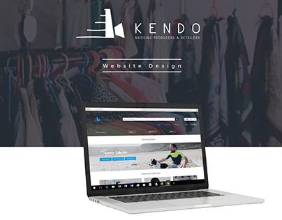 Kendo - Website Design