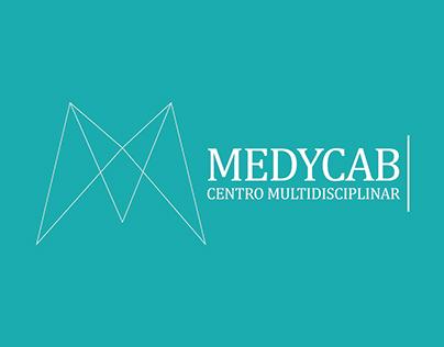 Logotipo para Centro Multidisciplinar MEDYCAB