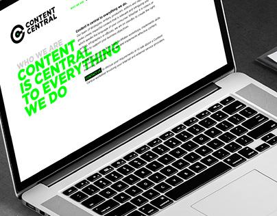Content Central Identity Design