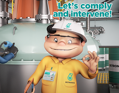 Petronas Lubricants International-World Day for Safety