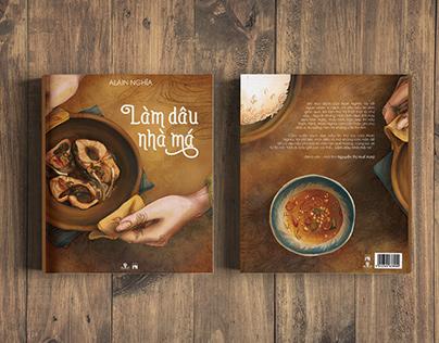 Book Cover Design - Lam Dau Nha Ma