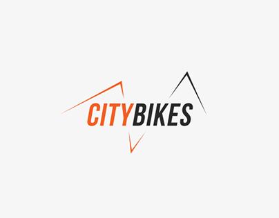 City Bikes, фирменный стиль