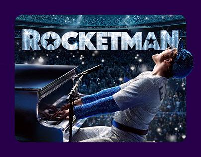 Rocketman - Digital Ads