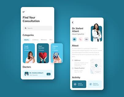 App for Doctor Consultation