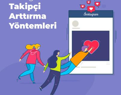 Instagram'da Takipçi Arttırma Yöntemleri