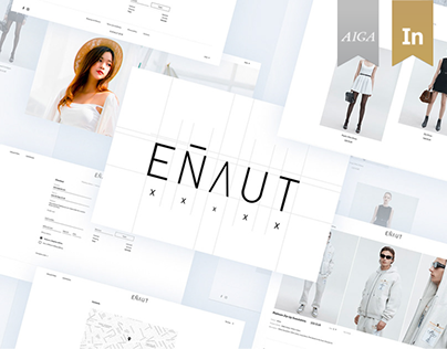 Enaut | Fashion Website
