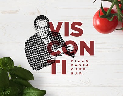 Restaurant Visconti Corporate Identity