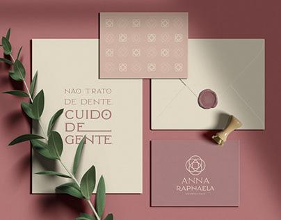 Anna Raphaela Odontologia - Branding