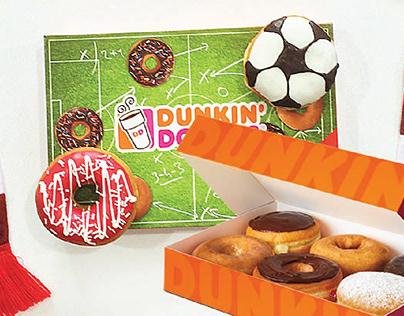 DUNKIN' DONUTS x LFC LIVERPOOL FC CAMPAIGN