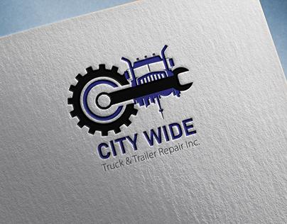 Citywide Truck & Repair Logo