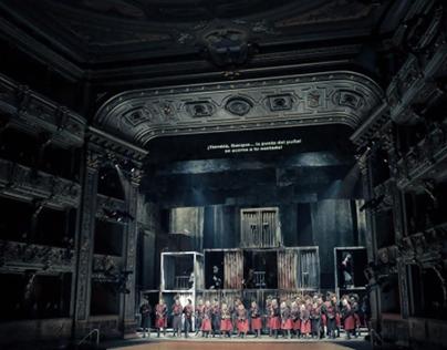 MACBETH La ópera de Giuseppe Verdi