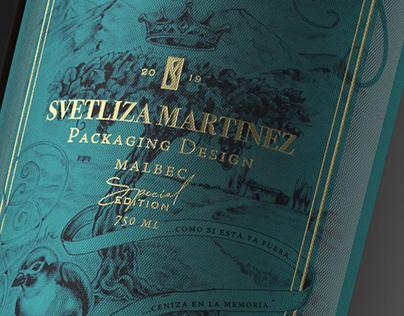 Svetliza Martinez 2019 Special Edition