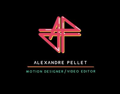 Personal Logo Motion 2019