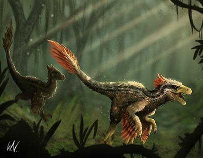 Feathered Raptors
