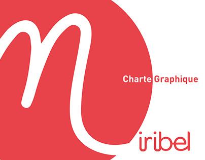 Miribel | Charte graphique