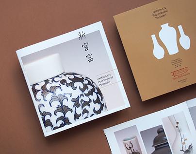 Exhibition Catalogue- Post Imperial Porcelain