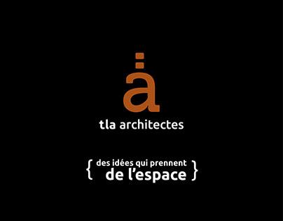 Diagrammes - TLA Architectes en chiffres