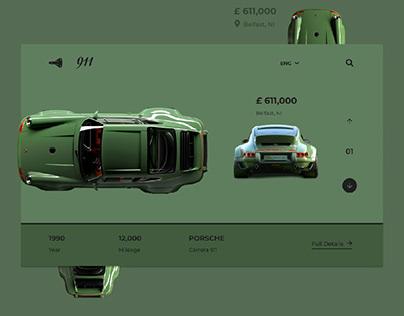 911 UI concept
