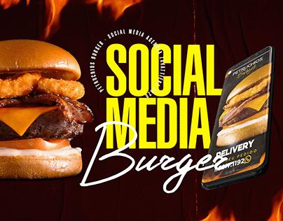 Social Media | Petruchios Burger - 2020