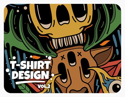 T-shirt Design Vol.2