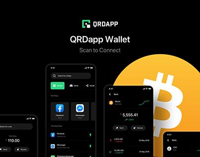 QRDApp – Wallets