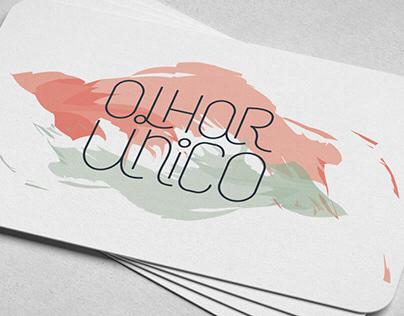 Olhar Único | Visual Identity