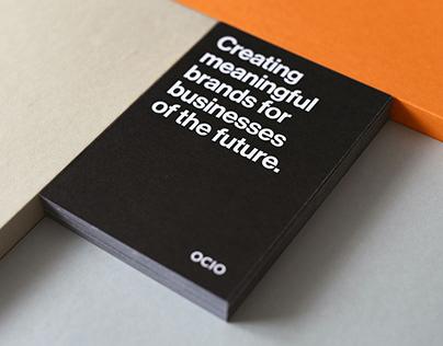 Brand cards