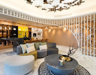 38/F-39/F Mandarin Oriental Apartments
