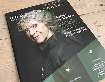 De Boekensalon, magazine NBD Biblion