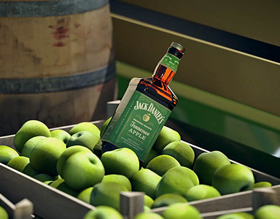 Jack Daniel's Tennesse Apple