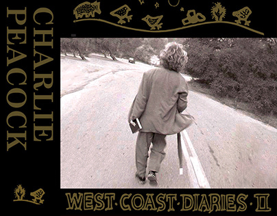 Charlie Peacock - West Coast Diaries Volume II Vinyl