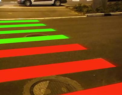 AR Zebra Crossing
