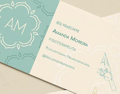 Amanda Moreira Fisioterapeuta