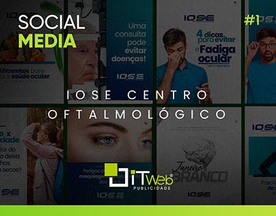 Social Media   IOSE - Centro Oftalmológico #1