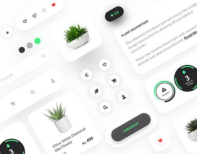 Vetch - A Plant Selling Platform