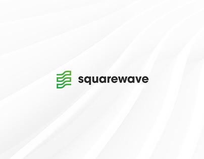 Squarewave - Branding