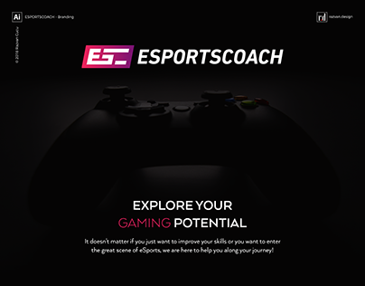 ESportsCoach Branding