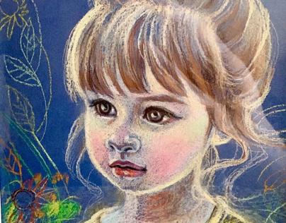 My daughter Avrora