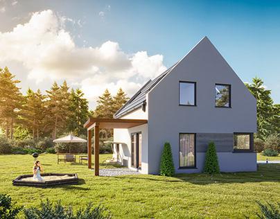 10.2019 House Arch-viz 1